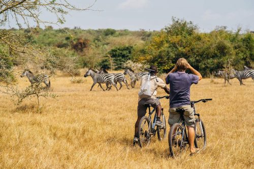 Biking Adventures in Uganda