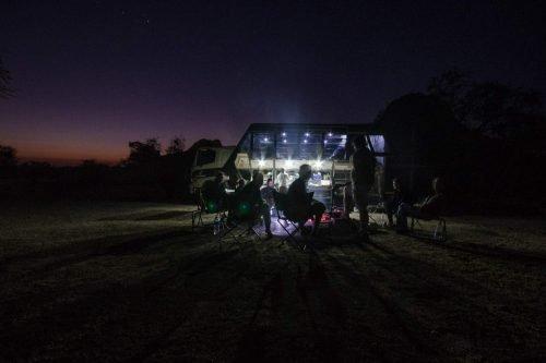 Camping Safari Trip in Uganda